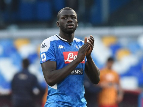 Kalidou Koulibaly to Man City complicated by Napoli feud over Jorginho transfer