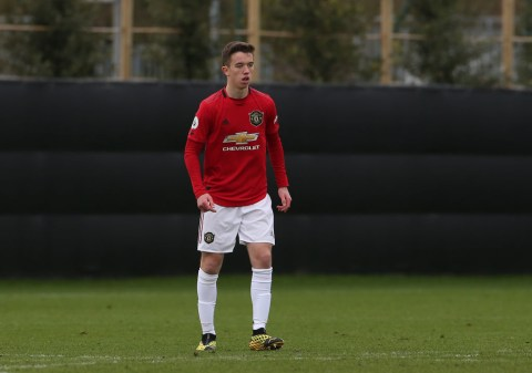 Man Utd News Club Legend S Son Signs First Professional Contract Metro News