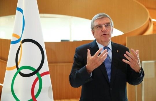 Thomas Bach, président du Comité international olympique (CIO).