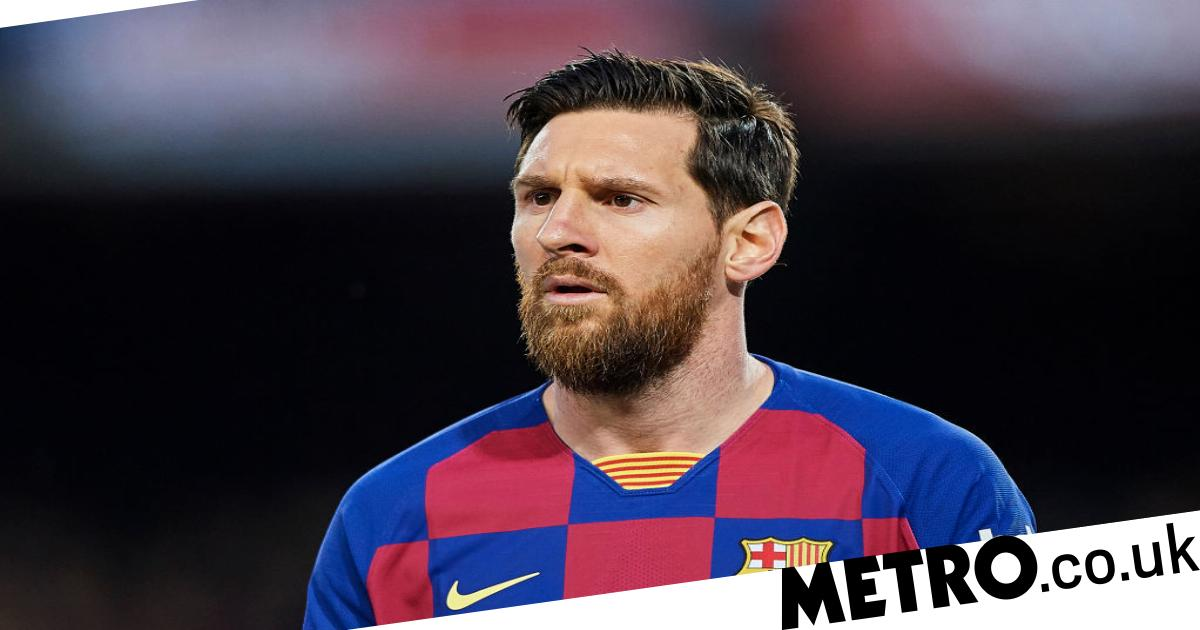 Barcelona manager Quique Setien responds to speculation Lionel Messi is 'fed up' and wants transfer move - metro