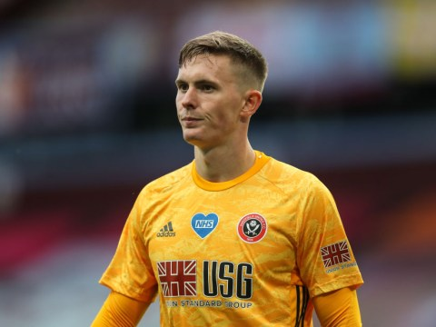 Dean Henderson's stance on Chelsea transfer after Frank Lampard request