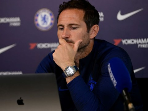 Frank Lampard fires back at Gary Neville blasting Chelsea defender Marcos Alonso