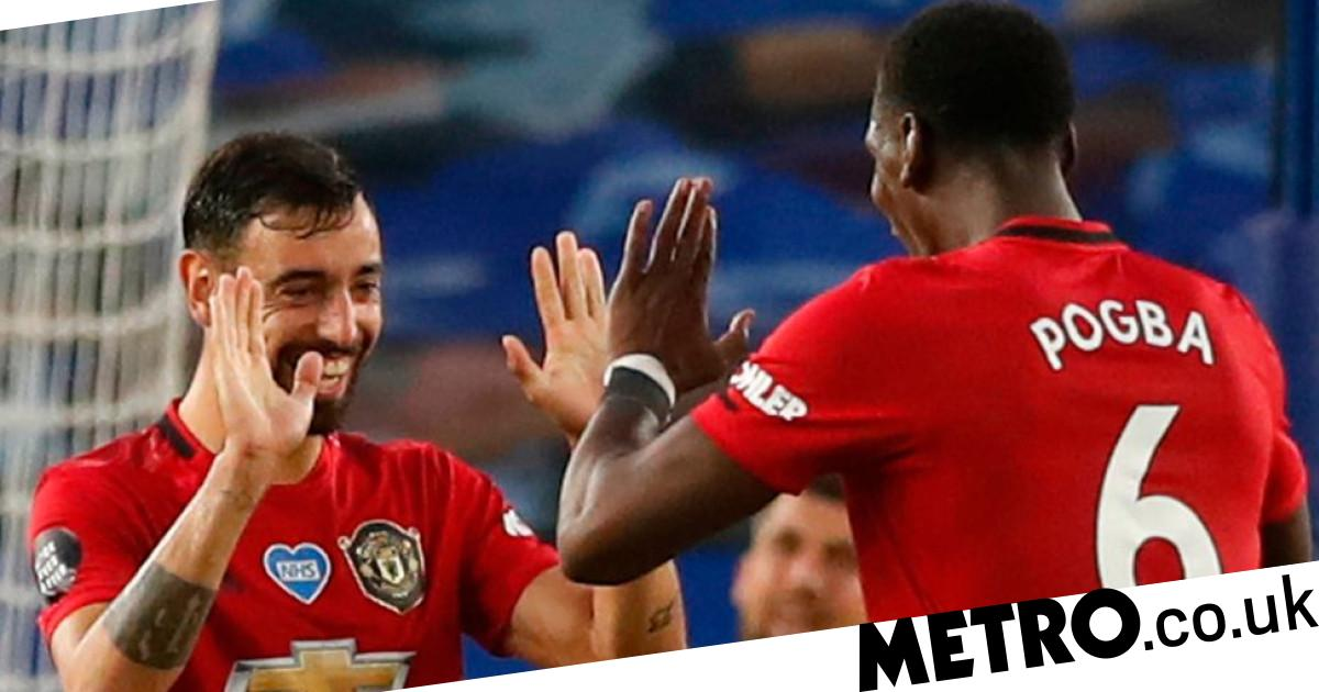 Man Utd news: Pogba and Fernandes are no Keane and Scholes, says Djemba-Djemba - Metro.co.uk