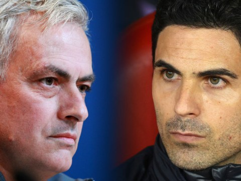 Mikel Arteta responds to Michael Oliver referee appointment after Jose Mourinho dig