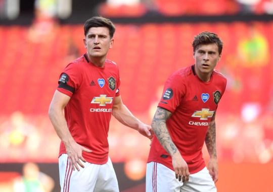Manchester United gegen Sheffield United - Premier League