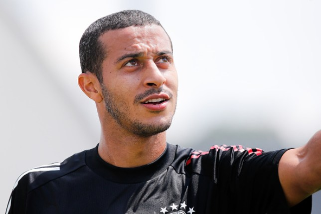 Thiago Alcantara is set to leave Bayern Munich this summer amid reported interest from Liverpool