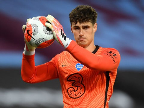 Chelsea boss Frank Lampard considering taking drastic action over Kepa Arrizabalaga after West Ham shambles