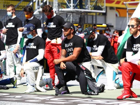 Max Verstappen and Charles Leclerc explain why they refused to take a knee before F1 return