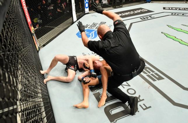 UFC 251: Amirkhani v Henry