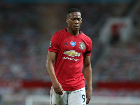 Paul Merson urges Manchester United to replace Anthony Martial with Tottenham's Harry Kane