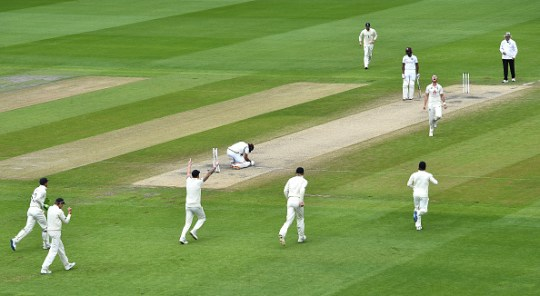 Shai Hope's poor series continued