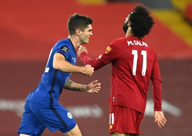 Chelsea boss Frank Lampard hails Christian Pulisic after Jamie Carragher makes Eden Hazard comparison