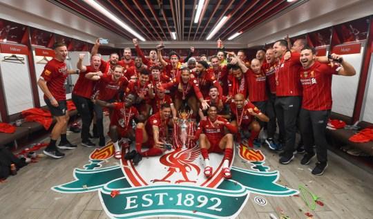 Liverpool won the Premier League by 18 points last season
