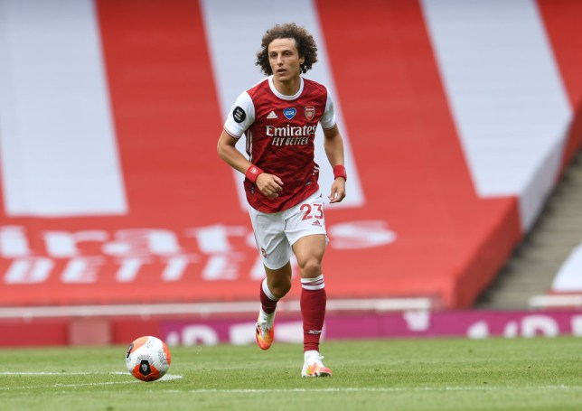 Luiz has come in for criticism this season