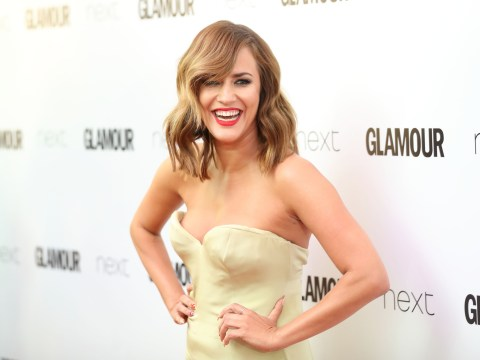 Caroline Flack's friends tell inquest she attempted suicide the night before her death