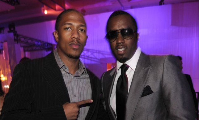 Nick Cannon and Diddy