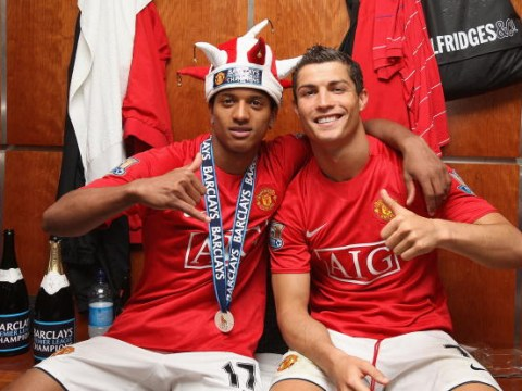 Nani reveals he became 'allergic to defeat' after living with Manchester United legend Cristiano Ronaldo