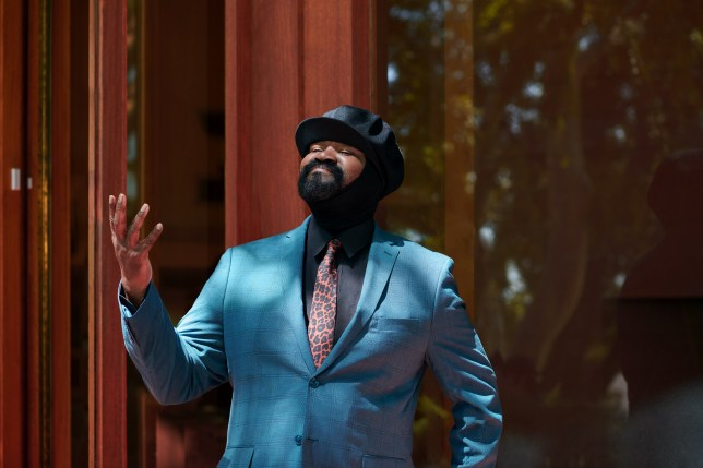Gregory Porter set for historic performance at NASA's Mars Launch