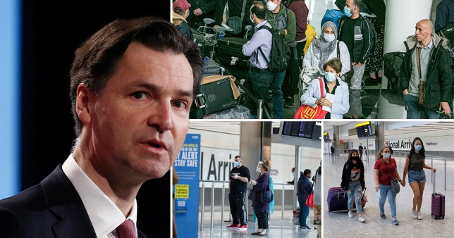 John Holland-Kaye called for testing at airports