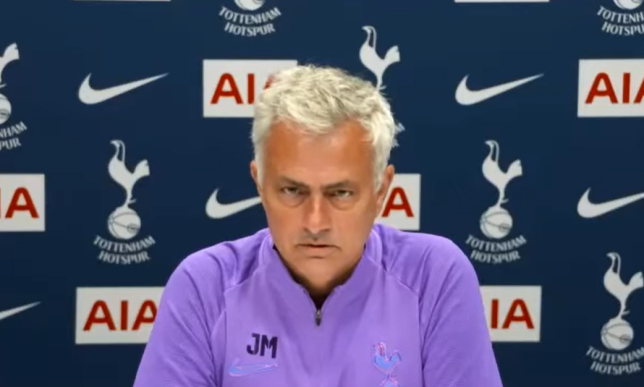 Jose Mourinho Says Man Utd Have Been A Bit Lucky In Top Four Race Metro News