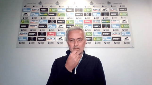 Spurs boss Jose Mourinho calls out Frank Lampard over Callum Hudson-Odoi in team selection rant