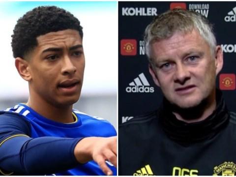 Ole Gunnar Solskjaer responds to Manchester United missing out on Jude Bellingham transfer