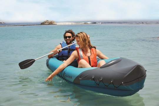 Lidl inflatable kayak