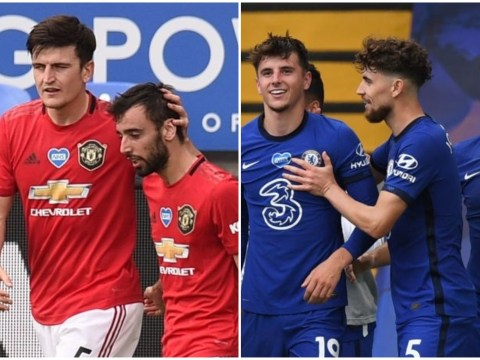 Premier League final day: Manchester Utd and Chelsea reach Champions League; Watford and Bournemouth relegated