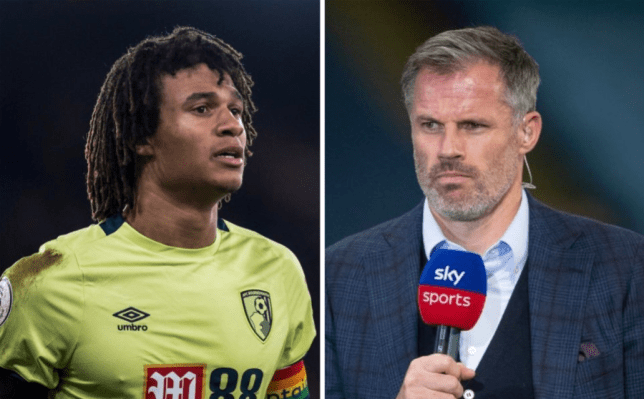 Jamie Carragher questions Manchester City's £41m deal for Nathan Ake