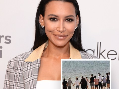 Heather Morris believes Glee cast vigil 'called Naya Rivera out of the water'