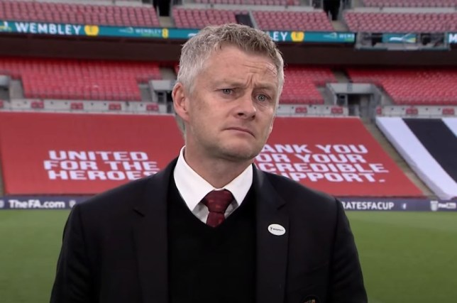 Ole Gunnar Solskjaer was unhappy with Manchester United's defending for Chelsea's opener