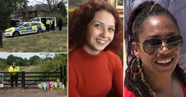 Man, 18, arrested over murders of two sisters stabbed to death in London park