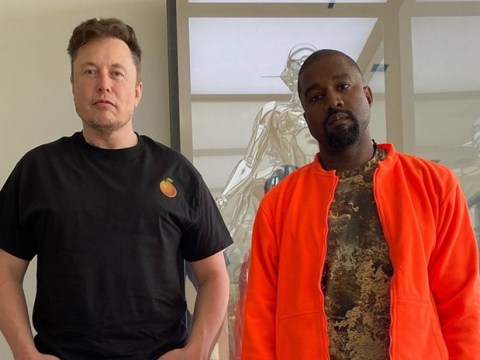 Elon Musk hangs out with Kanye West and says 10-year friendship has been 'hell of a decade'
