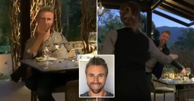 Michael Lofthouse, CEO of Silicon Valley tech firm Solid8, was filmed on camera shouting racist slurs at an Asian family in a California restaurant.