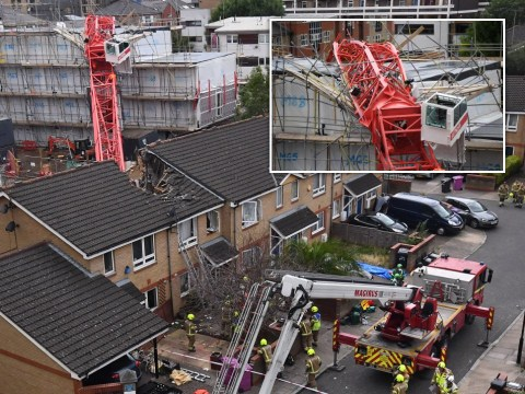 'Miracle' more people were not killed in Bow crane collapse