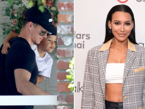 Naya Rivera's ex-husband Ryan Dorsey 'headed to be with son' after hearing Glee star went missing