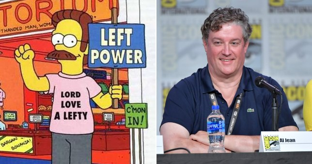 The Simpsons\' showrunner caught out in epic Ned Flanders blunders