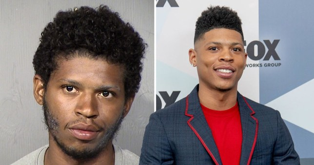 Empire\'s Bryshere Grey arrested for domestic violence