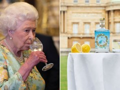 Buckingham Palace gin completely sells out in a matter of hours