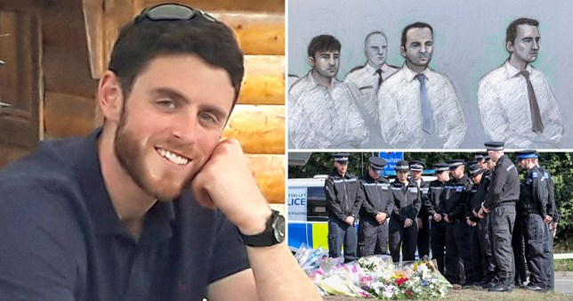 Teenagers accused of murdering PC Andrew Harper 'have no idea of the damage they've done