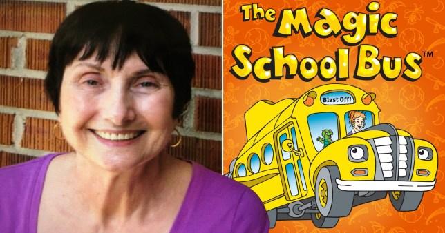 magix School Bus Joanna Cole