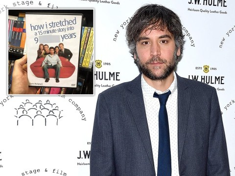 How I Met Your Mother's Josh Radnor drags sitcom for 'stretching out' over nine years