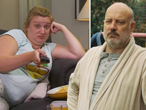 Daisy May Cooper's dad Paul hits back at Celebrity Gogglebox trolls: 'There are people out there that are a little bit sad'