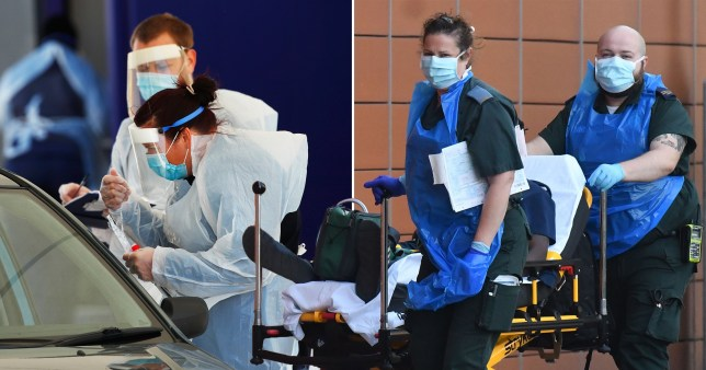 Government pauses daily death toll amid claims numbers are 'exaggerated'
