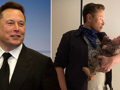 Elon Musk is every inch the doting dad in cute new photo with baby boy