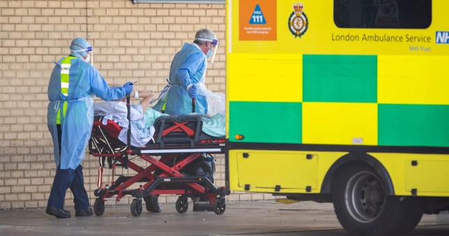 UK coronavirus hospital deaths up 11 in one of lowest daily jumps
