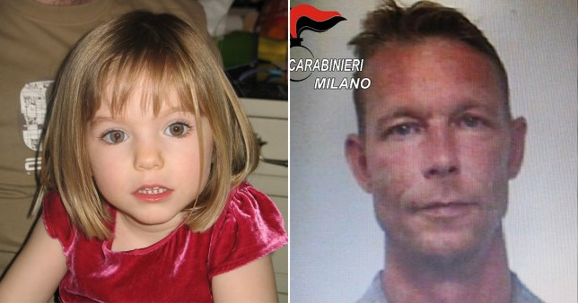 Police reopen rape investigation linked to Madeleine McCann suspect