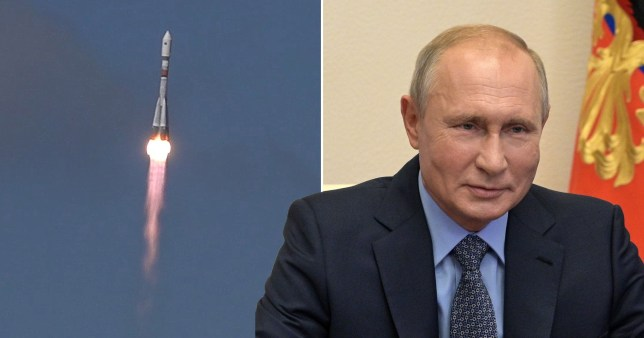 Russia 'risks causing debris that could pose a threat to satellites and space systems'