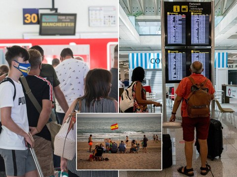 More than 1,000,000 Brits hit by closure of air bridge with Spain