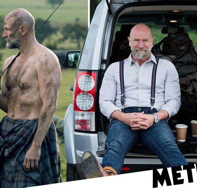 Outlander's Sam Heughan and Graham McTavish launch new travelogue